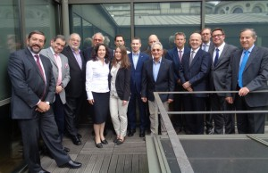 Members from international CORFAC firms met in Paris to discuss best practices and business opportunitites.