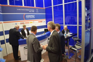 Networking in Booth