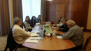 Meeting in Warsaw
